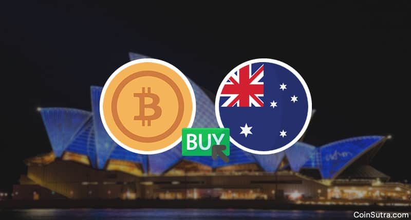 Buy Bitcoins In Australia