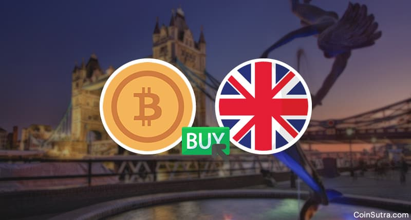 Buy Bitcoins In UK