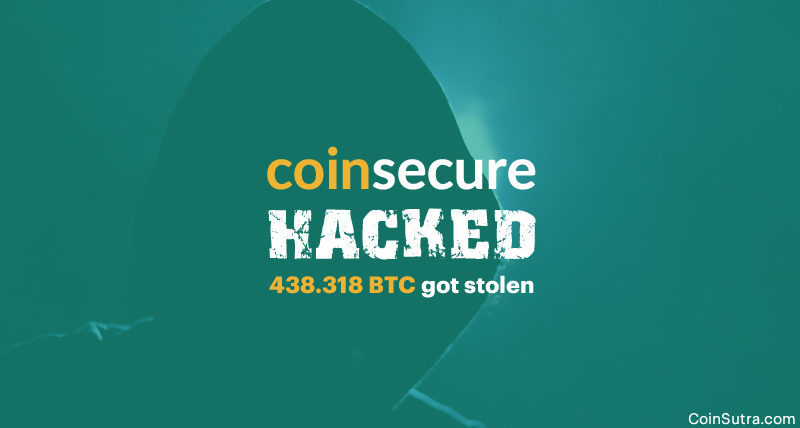 Is CoinSecure In Trouble Or Pulling An Exit Scam? : 438 BTC Lost ($3 million)