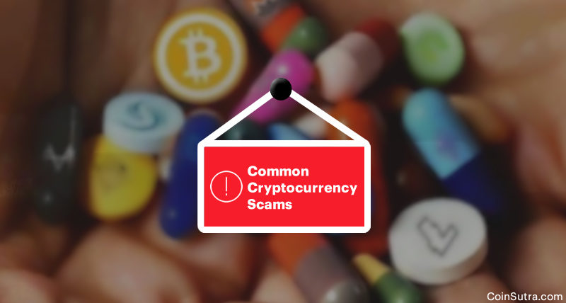 7 Most Common Types Of Cryptocurrency Scams & Tips to Avoid Them
