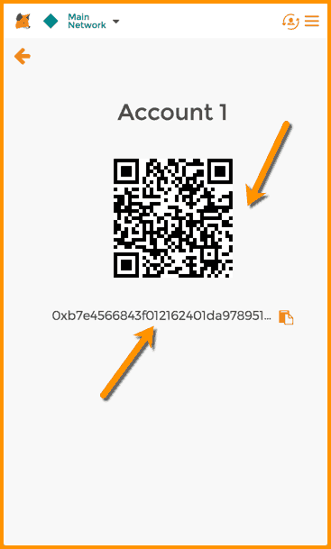 MetaMask Account