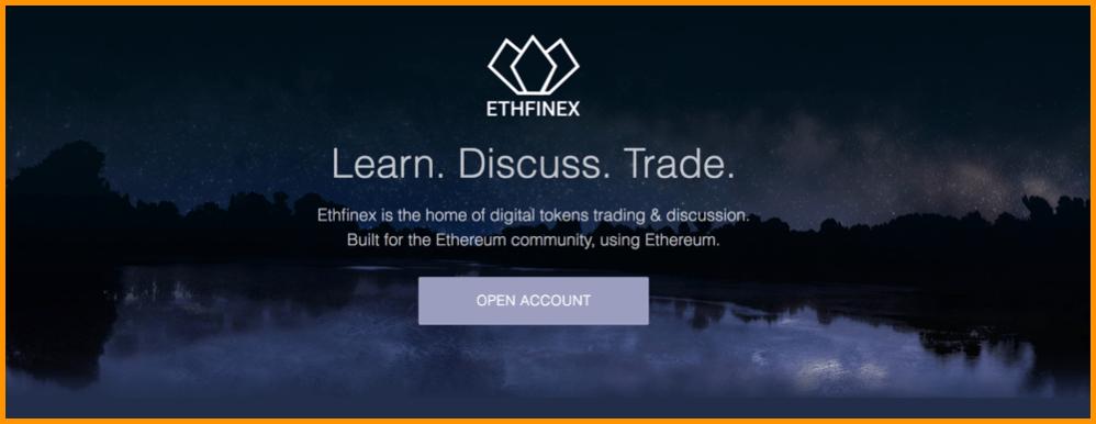 What is Ethfinex