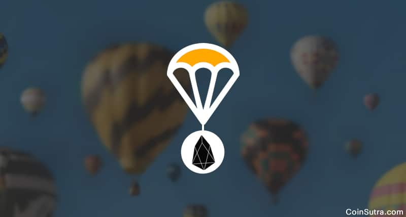 Free Airdrop for EOS Holders