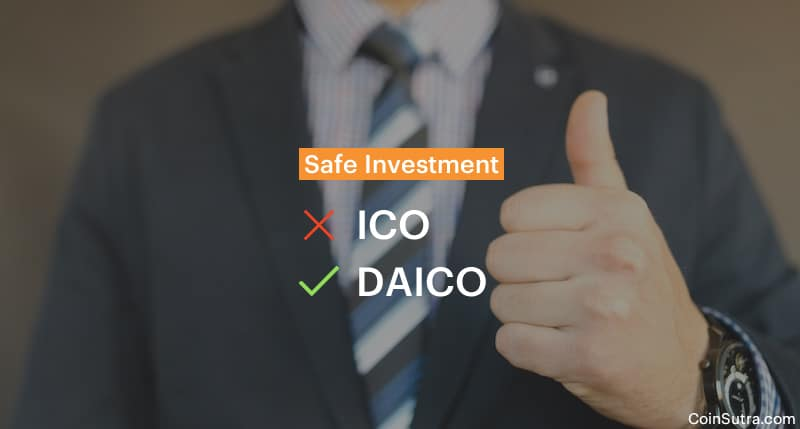 Investment In DAICO