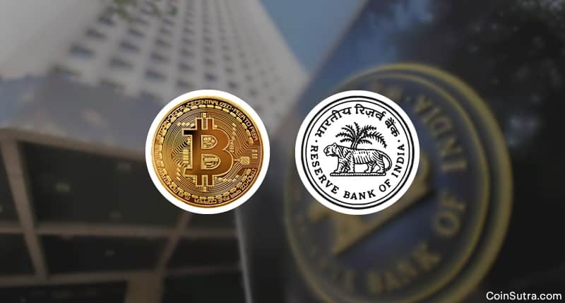 RBI Bans Indian Banks From Facilitating Services To Crypto Related Individuals & Businesses