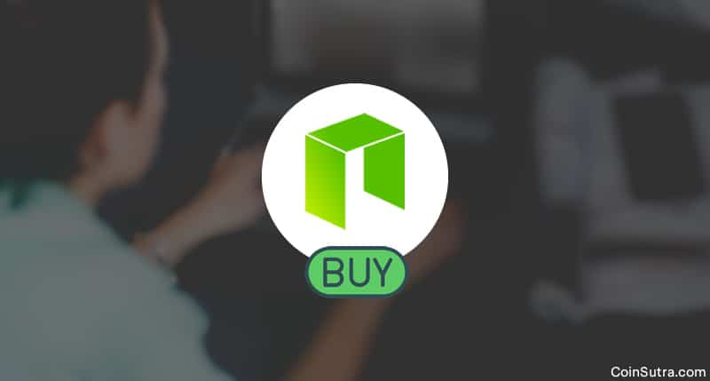 Buy NEO Cryptocurrency