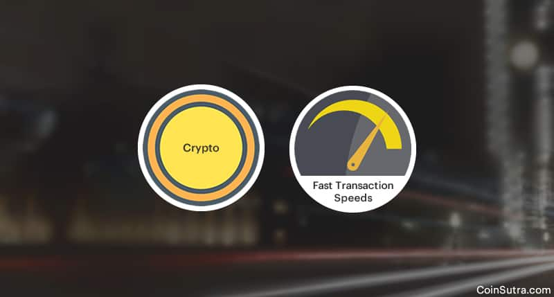 Top 10 Cryptocurrencies With Fast Transaction Speeds