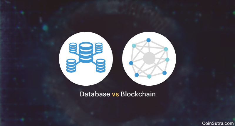 Understanding The Difference Between A Database & Blockchain