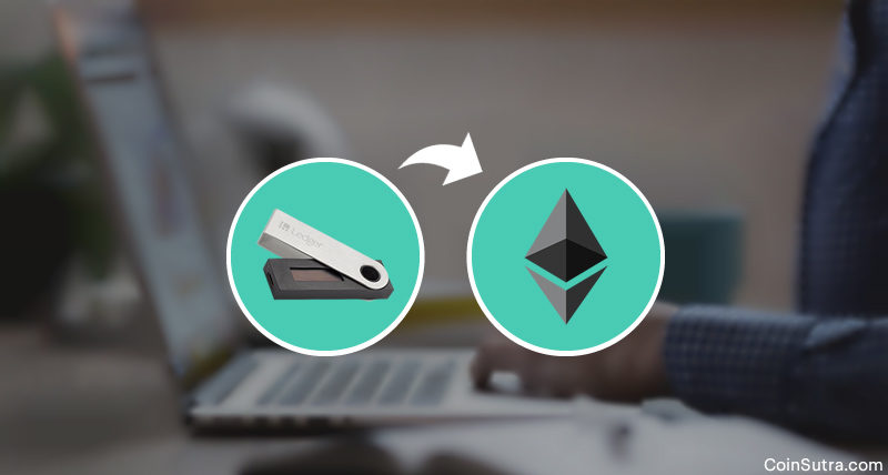 How To Send Ethereum From A Ledger Nano S Hardware Wallet
