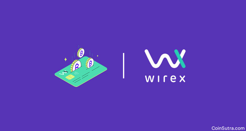 World's First Crypto Cashback Offer [Wirex's Cryptoback™]