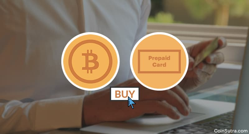 Buy bitcoin with Prepaid card