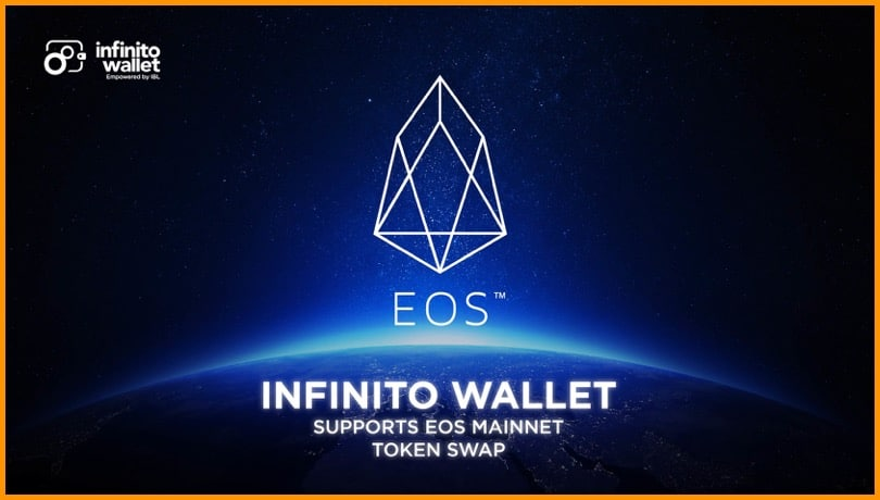 Universal Wallet Supporting EOS MainNet