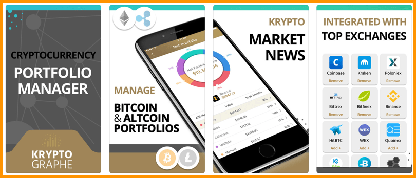 Download KryptoGraphe iOS app