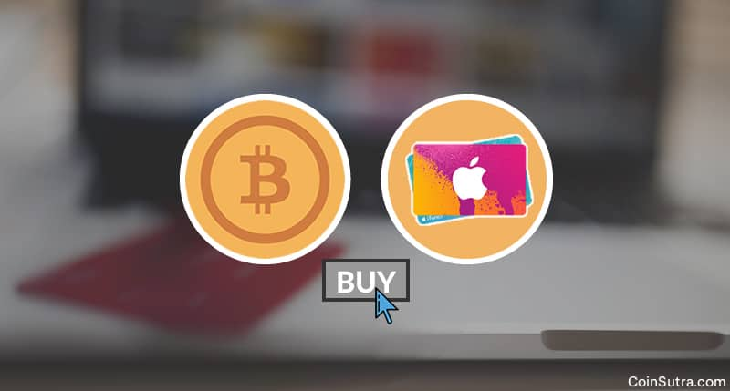 iTunes Gift Cards To Buy Bitcoins