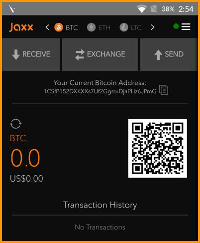 Jaxx UI
