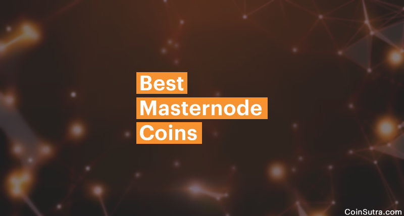 List Of 5 Best Masternode Coins In The Cryptosphere