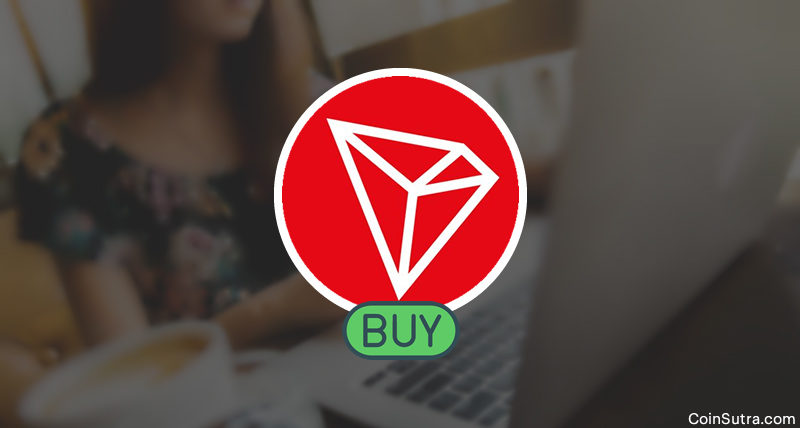 How & Where To Buy Tron (TRX) Cryptocurrency