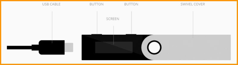 إعداد Ledger Nano