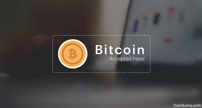 Pay In Bitcoins: 20 Major Websites That Accept Bitcoins