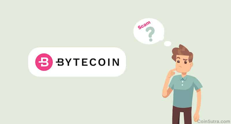 Is Bytecoin a Scam