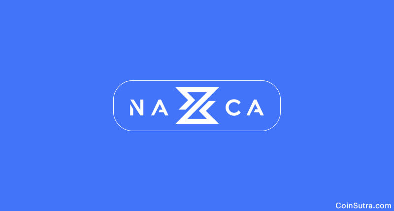 With Nazca, You Can Now Invest In Top Performing Cryptos Automatically