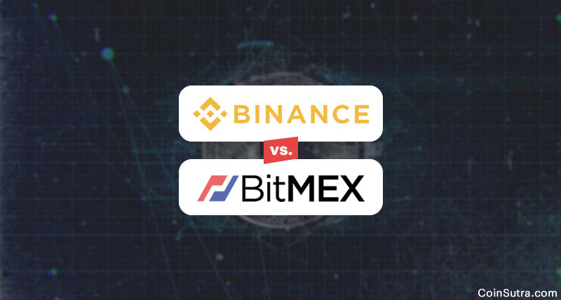 Binance Vs. Bitmex: Which Cryptocurrency Exchange To Choose?