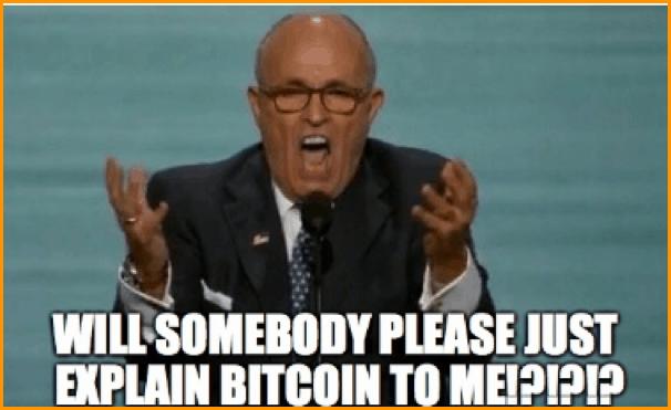 Explain Bitcoin