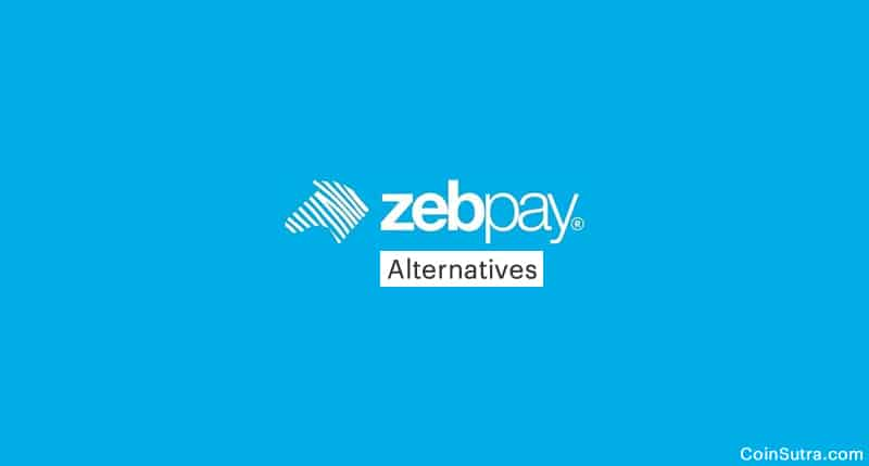 Zebpay Alternatives
