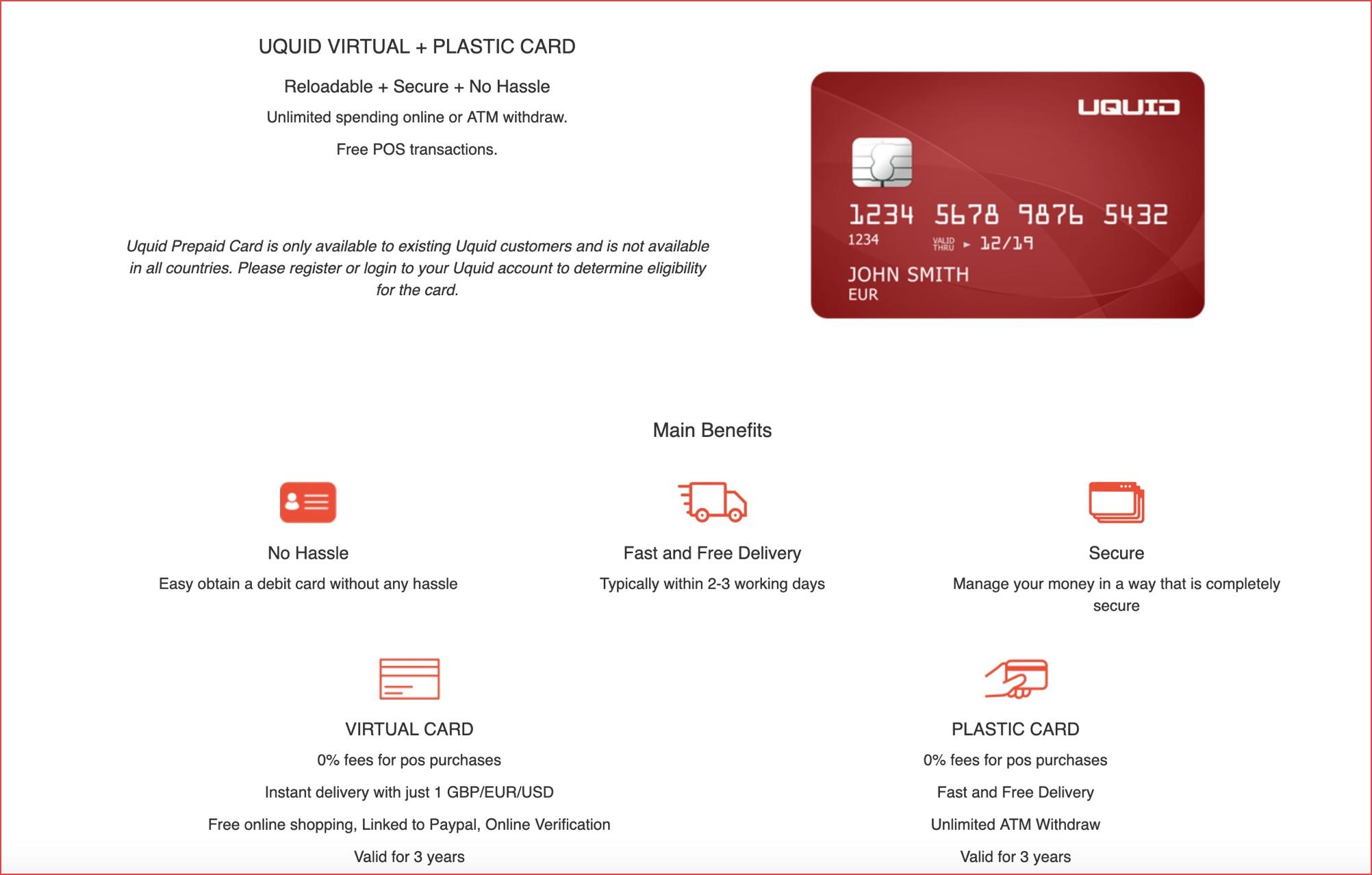 best cryptocurrency debit card uk