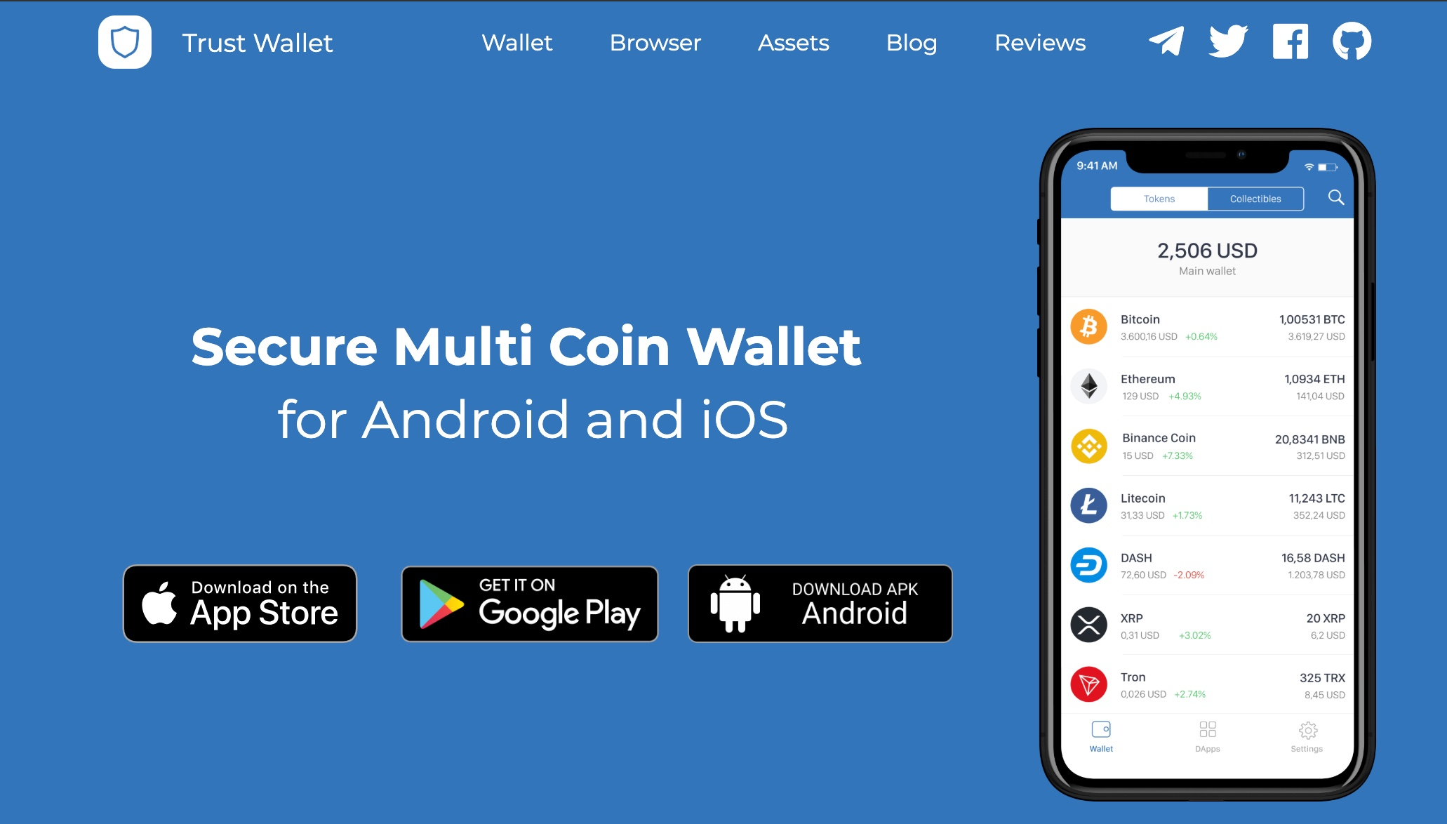 best mobile digital wallets cryptocurrency