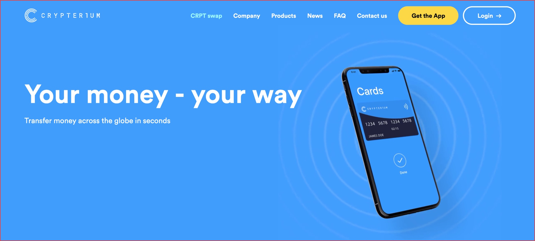 Crypterium Review: Global Card for Cryptocurrencies (My Experience)