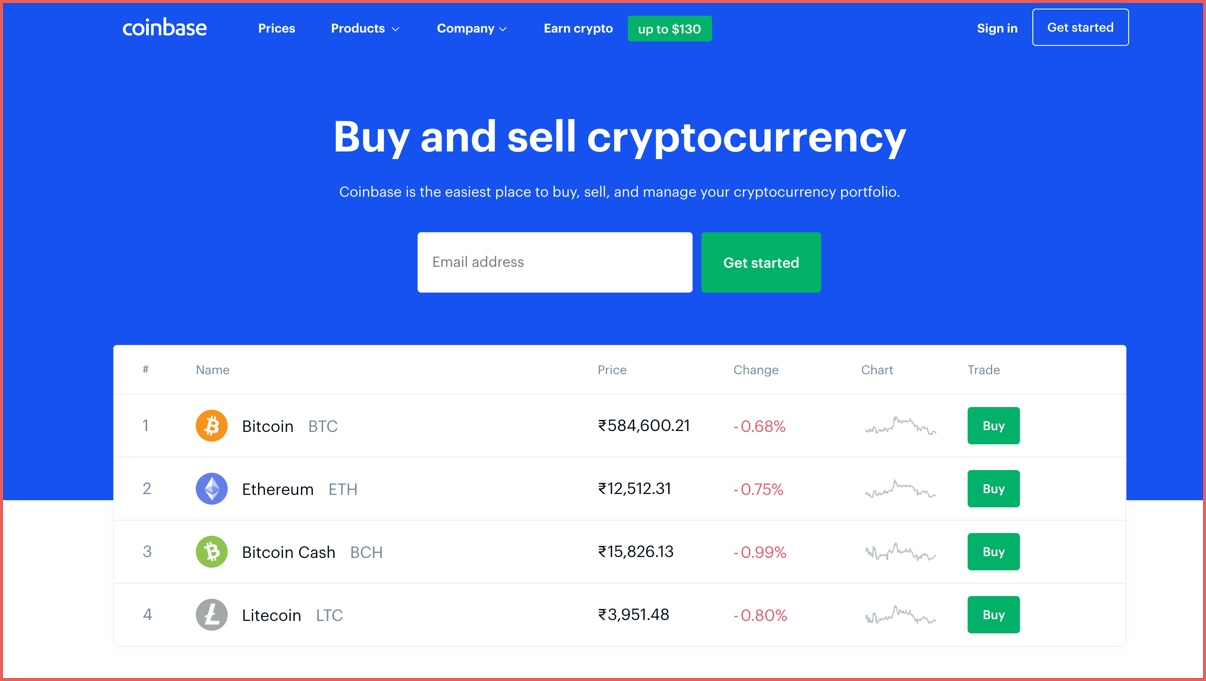 list of all cryptocurrency exchanges