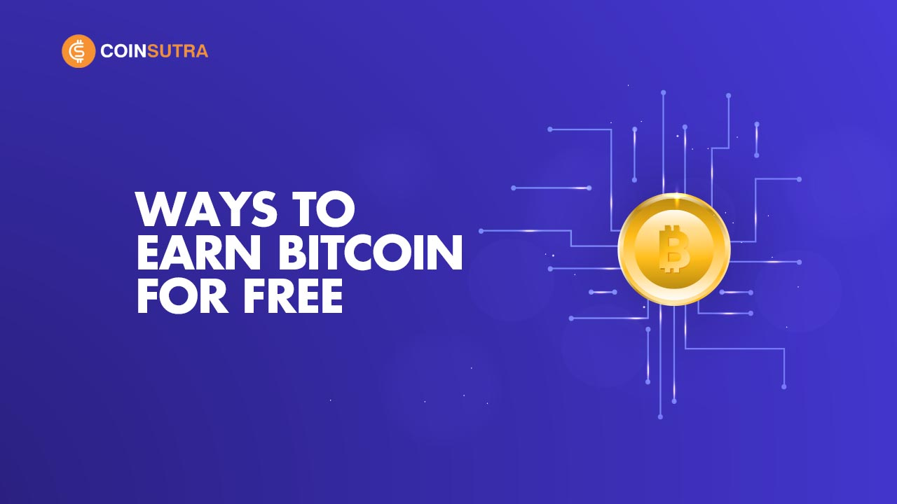 The 8 Most Popular Ways To Earn Bitcoin For Free